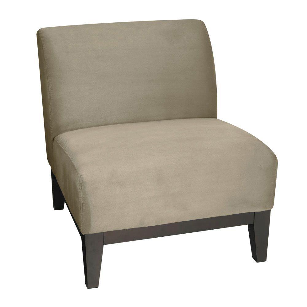 Glen Stone Fabric Accent Chair