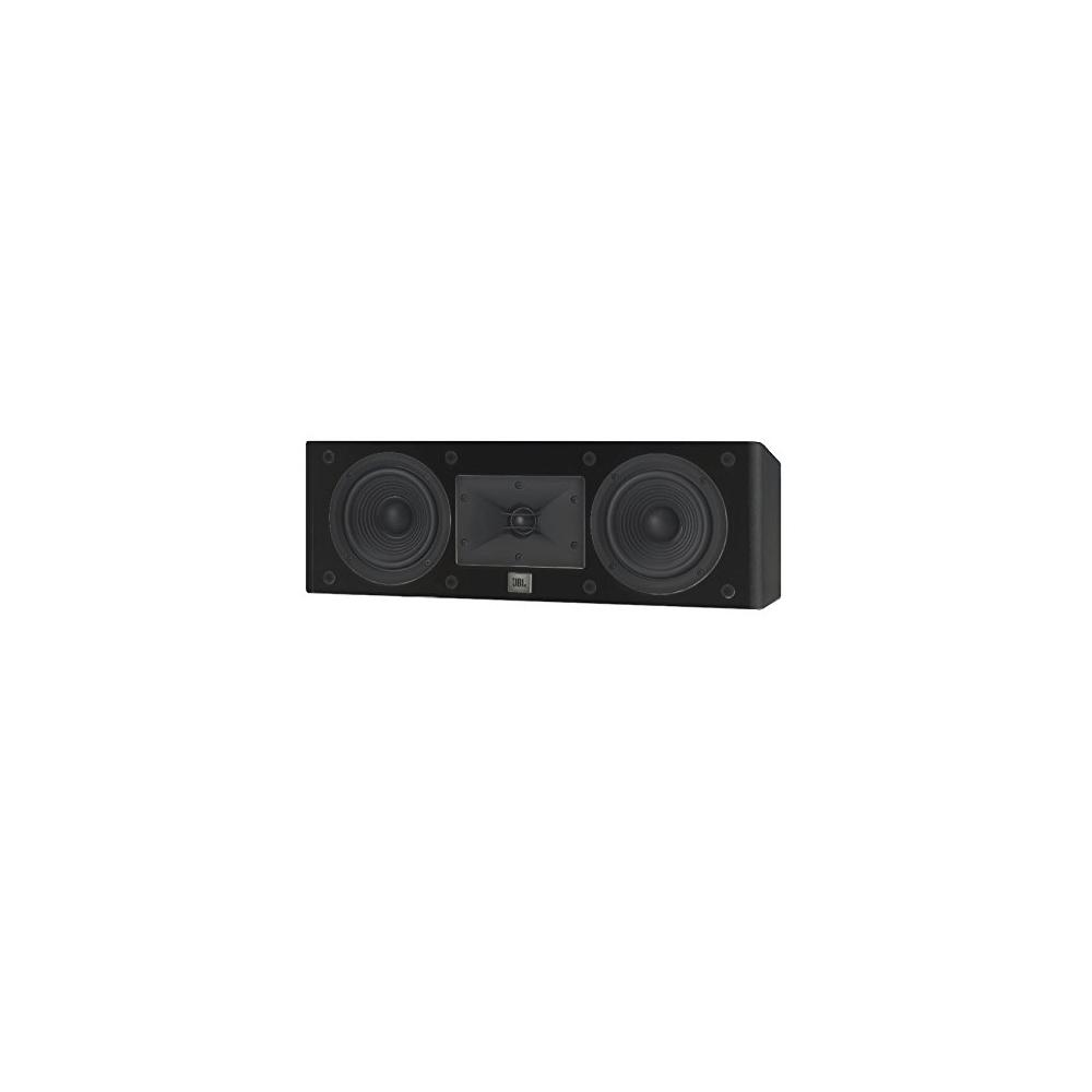 Powered by JBL - 2-Way Dual Channel 5-1/2 in. Shelf-Mounted Center