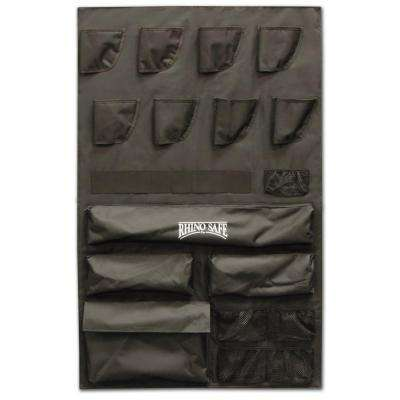Deluxe Large Hook and Loop Backed Door Organizer