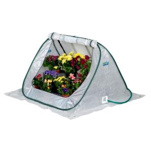 FlowerHouse SeedHouse 4 ft. x 4 ft. Pop-Up Greenhouse by FlowerHouse