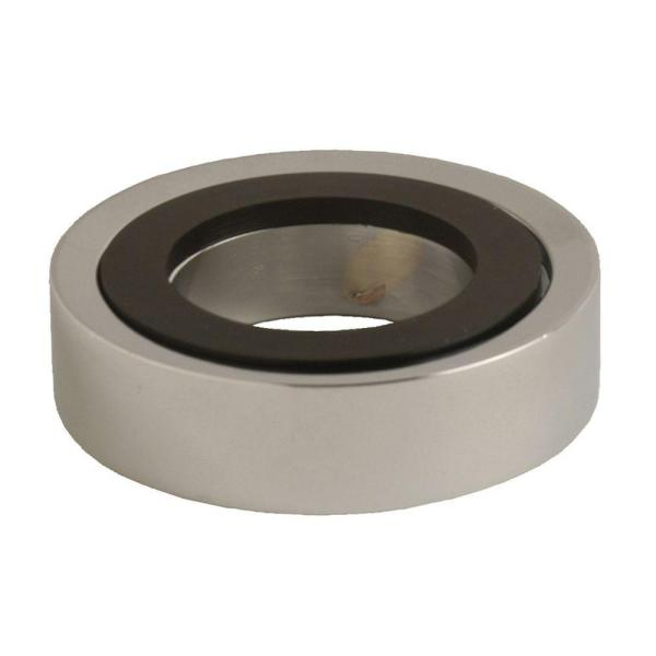 Decorative 3 in. Mounting Ring in Chrome