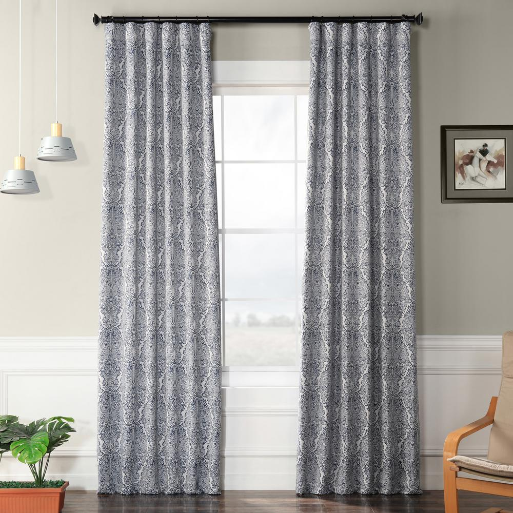 Bring A Textured Touch To Your Room With This Curtain Panel Sporting Faux Silk Look That S Sure Please Crafted From Polyester It Offers