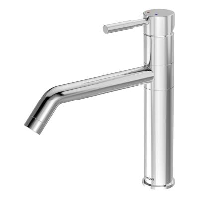 Dia Single-Handle Kitchen Faucet in Polished Chrome (2.2 GPM)
