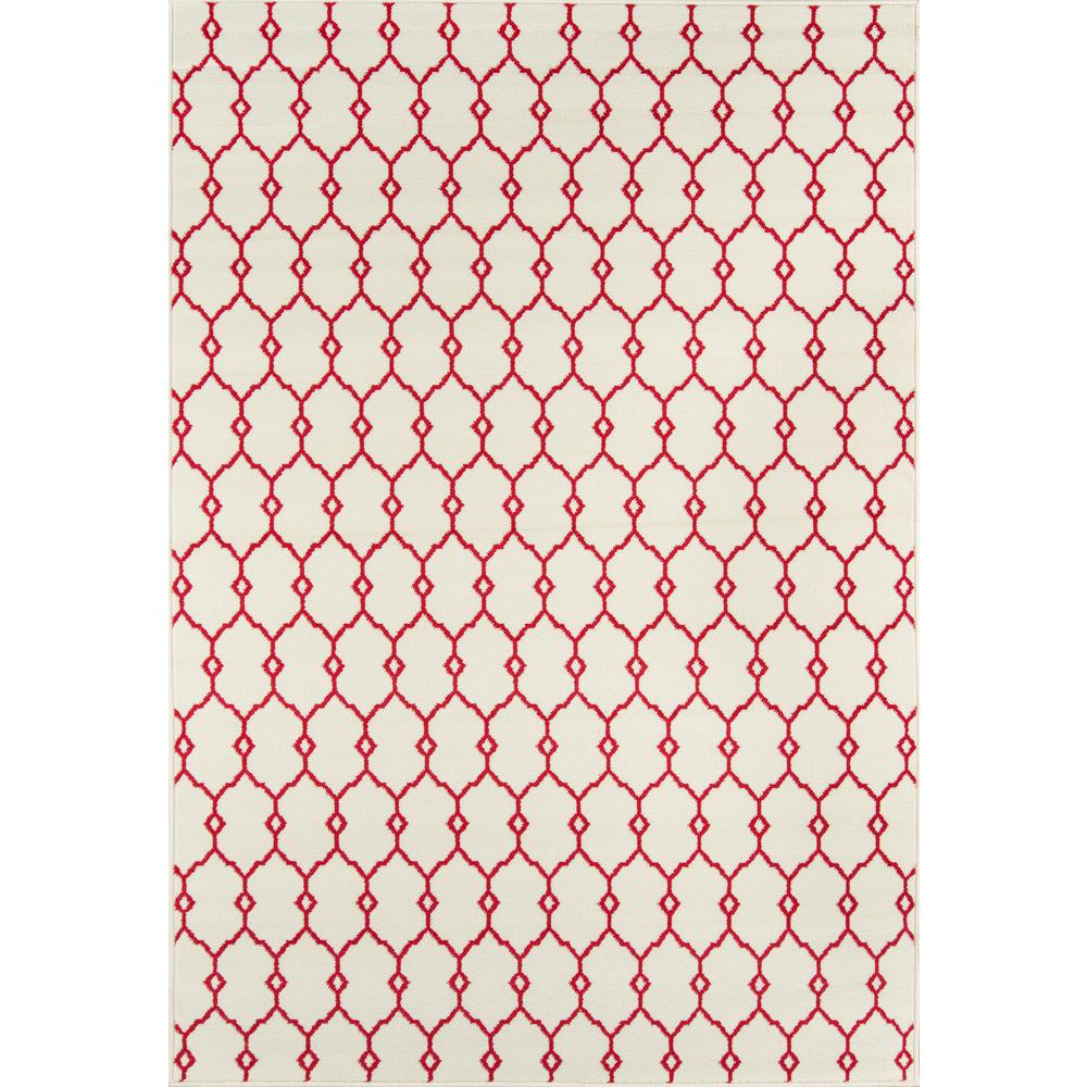 Baja Ivory 8 ft. x 11 ft. Indoor/Outdoor Area Rug