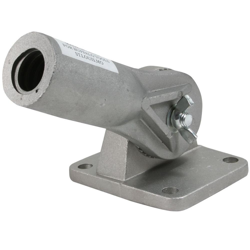 Aluminum Threaded Handle Float Bracket