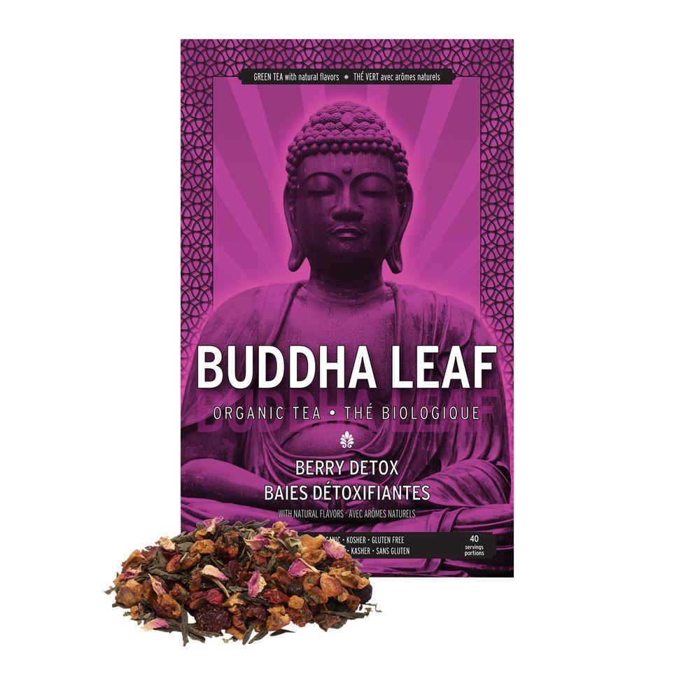 BUDDHA LEAF Org Berry Detox Tea (6 Bags) TS-131-CS