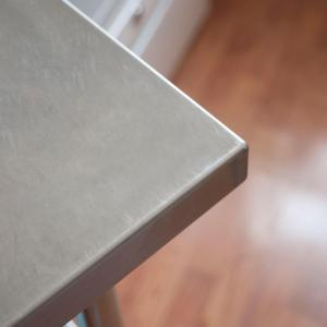 +5. Sportsman Stainless Steel Kitchen Utility Table