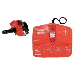 Master Lock S1000 Seal Tight Safety Lockout Kit by Master Lock
