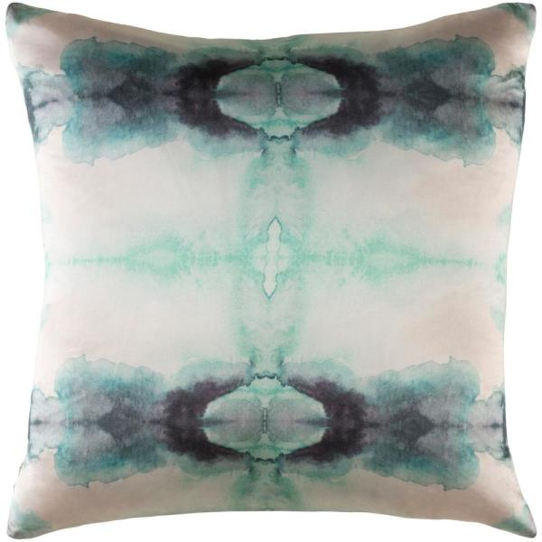 Tavistock Mt Graphic Polyester 22 in. x 22 in. Throw Pillow