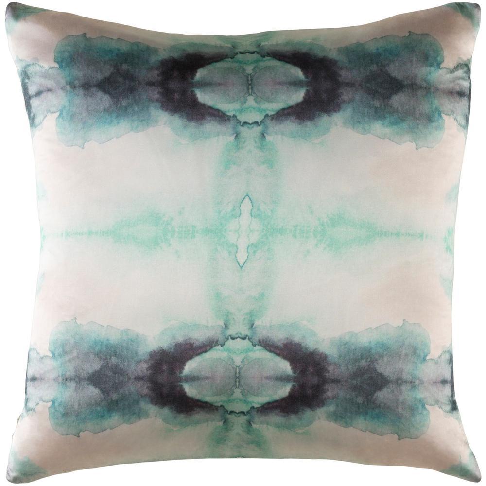 Artistic Weavers Tavistock Poly Euro Pillow, White