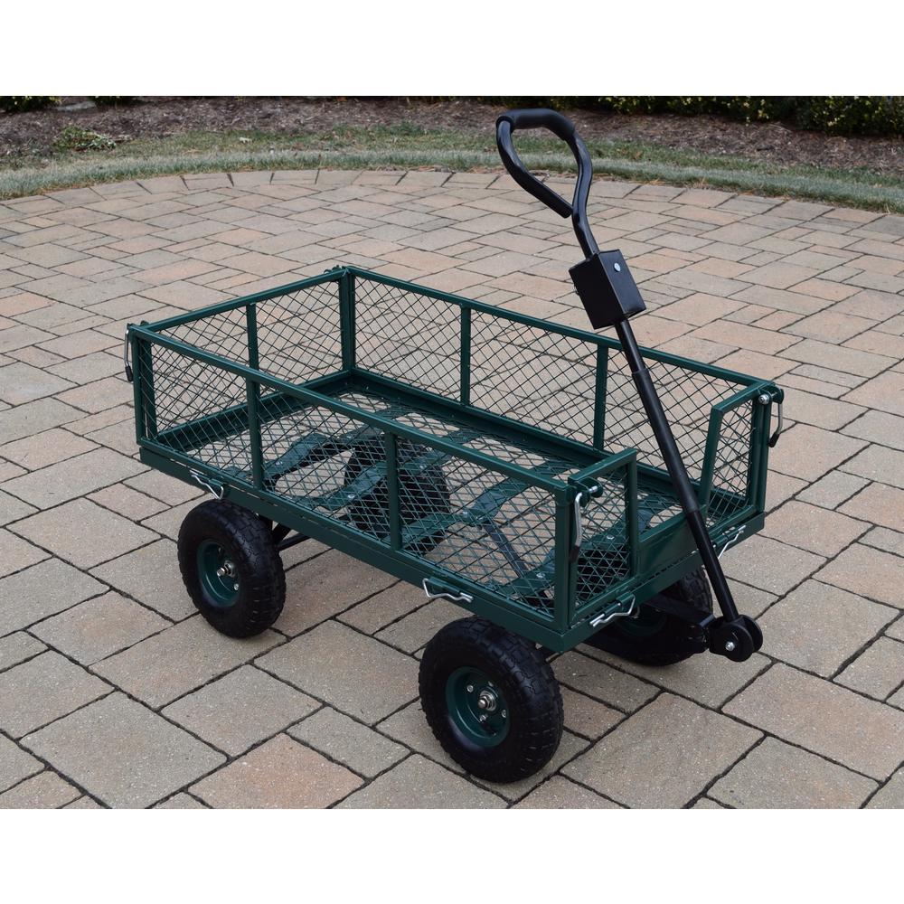 Metal Garden Utility Carts Garden Ftempo