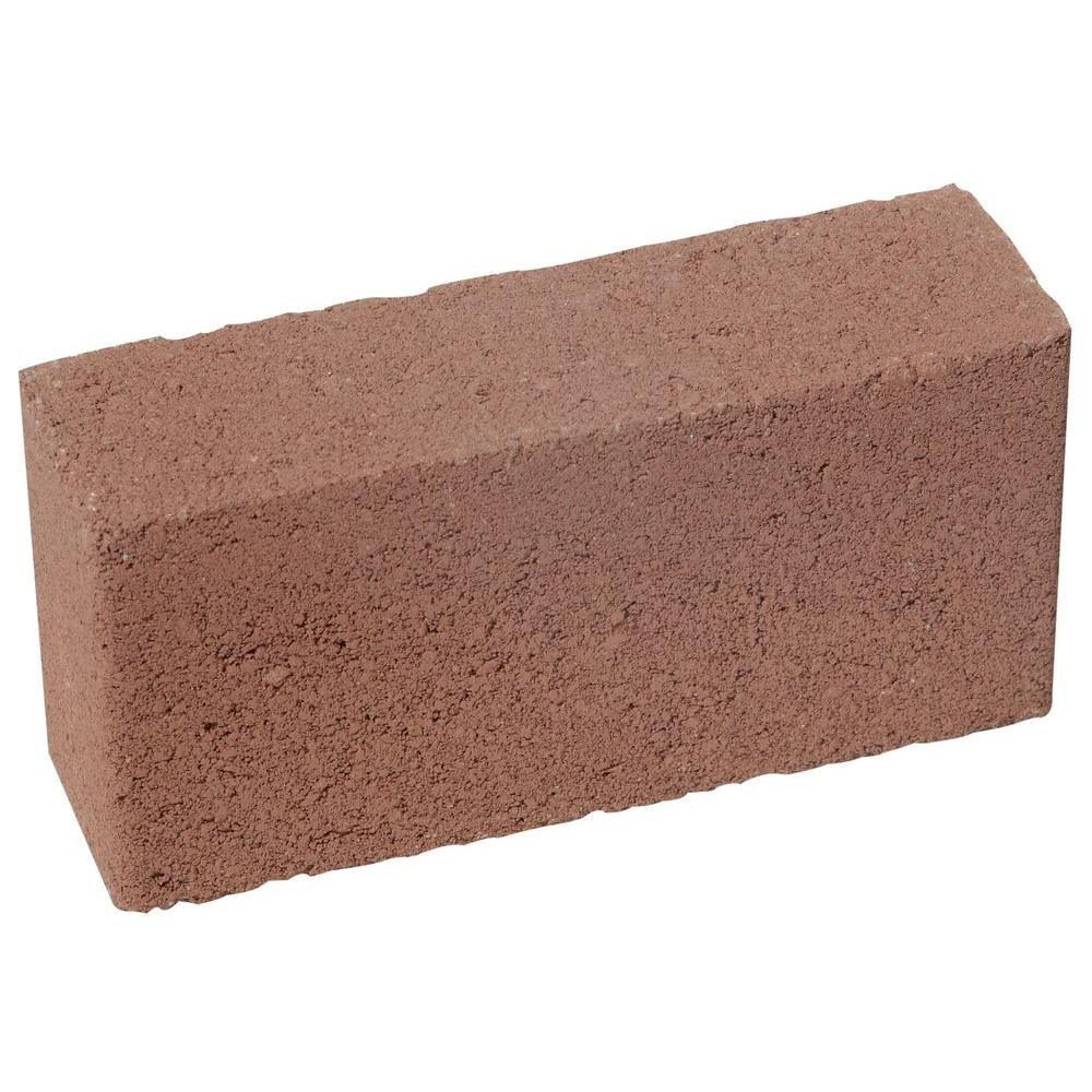 7 3 4 in x 2 1 4 in x 3 3 4 in concrete brick 25100130 the home