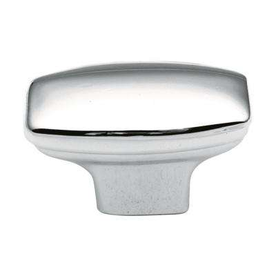 Eclipse 1-1/2 in. Polished Chrome Cabinet Knob