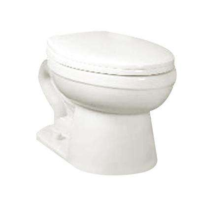 Economiser Big Foot 1.1 GPF Round Toilet Bowl Only in White