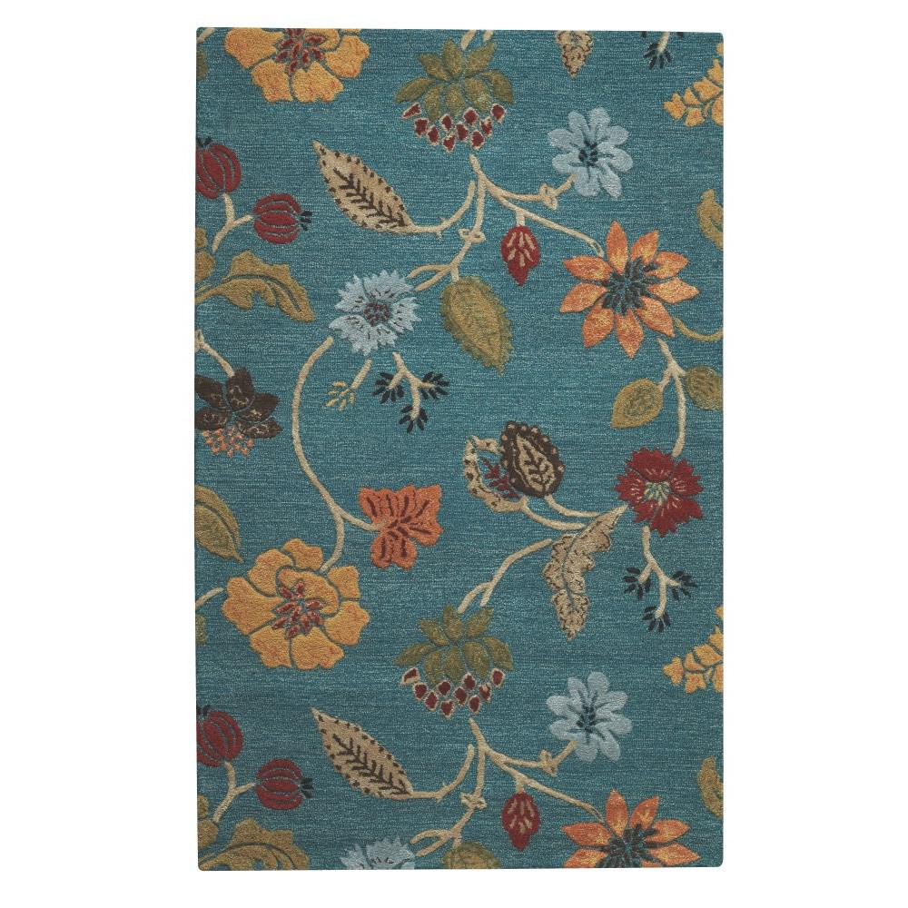 Home Decorators Collection Portico Peacock 9 Ft 9 In X