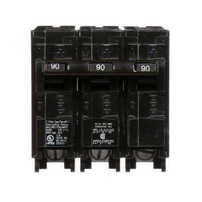 90 Amp 3-Pole Type MP Plug-In Circuit Breaker