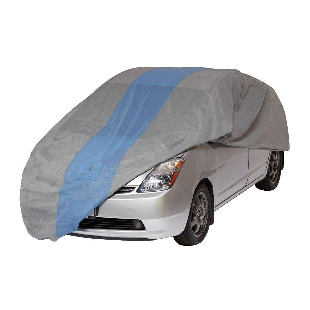 Defender Hatchback Semi-Custom Car Cover Fits up to 13 ft. 5