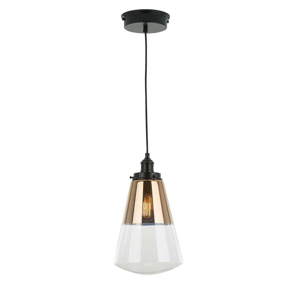 Artika Karma 1-Light Gold Pendant was $80.4 now $59.99 (25.0% off)