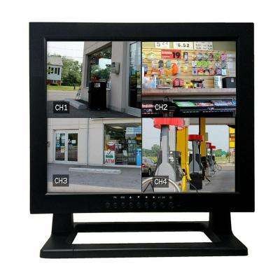 SeqCam DVR with Monitor Screen