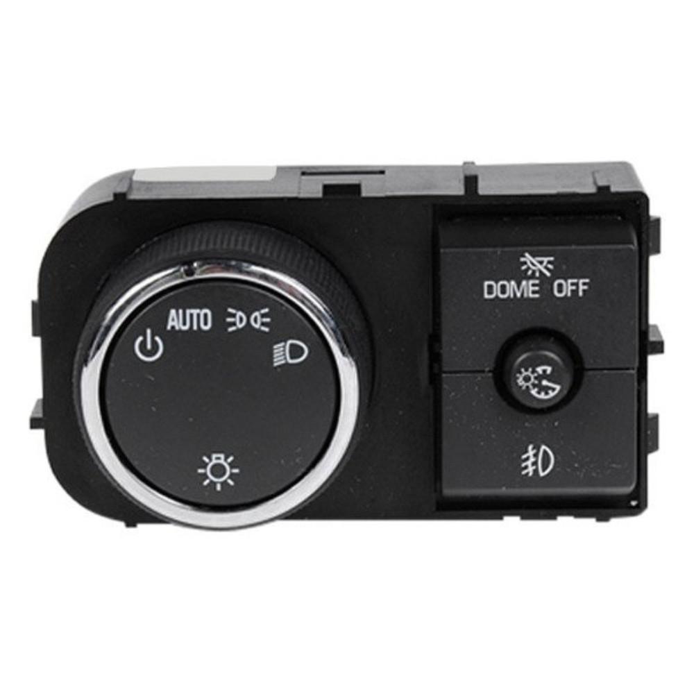 ACDelco D1550J GM Original Equipment Jet Black Instrument Panel Dimmer Switch