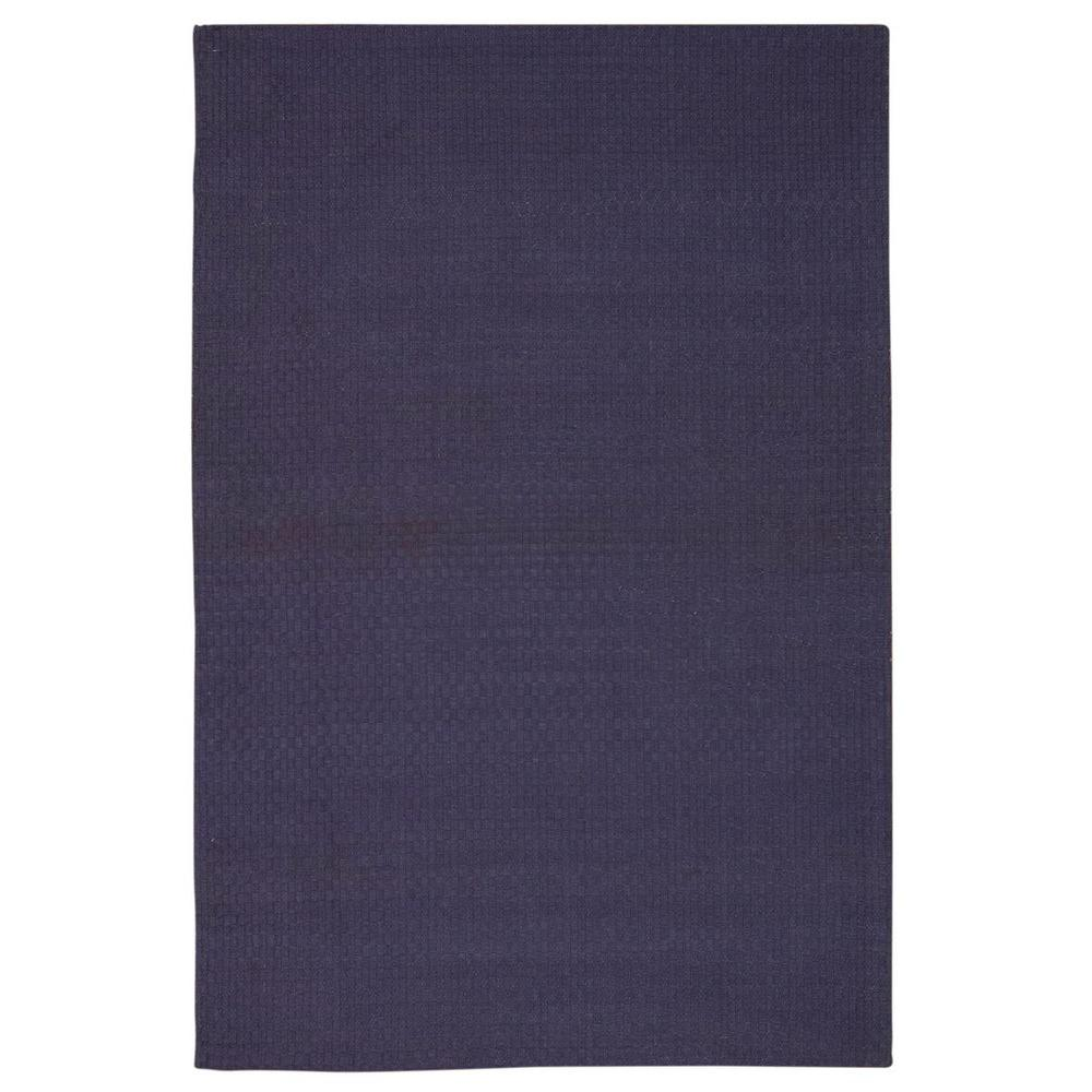 Nourison Sojourn Purple 2 Ft 6 In X 4 Ft Accent Rug