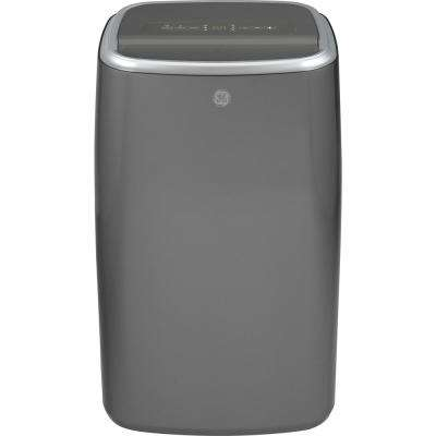 13,500 BTU (7,850 BTU, DOE) Portable Air Conditioner with Dehumidifier and Remote in Gray