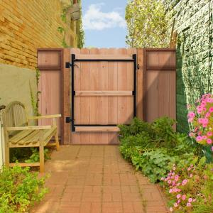 Adjust a gate 3 rail 60 in h 60 in 96 in w kit for 60 ft garden design