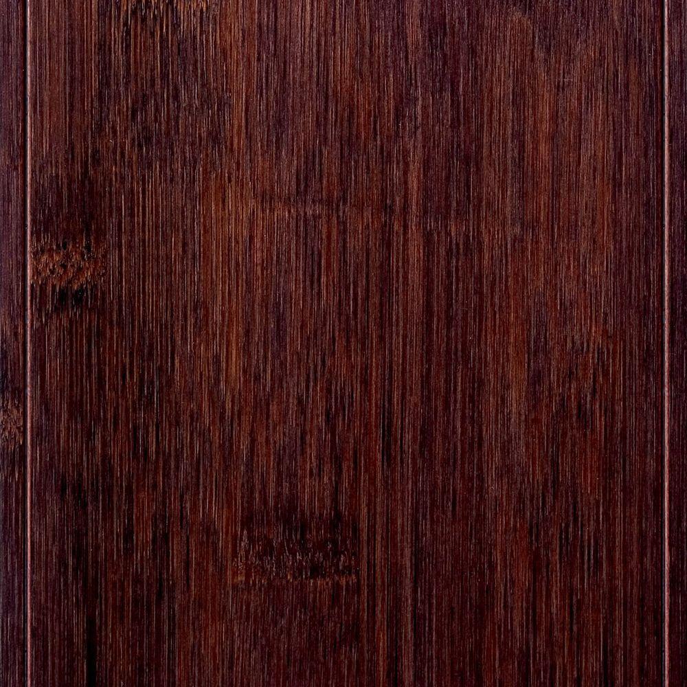 Dark Bamboo Flooring Wood Flooring The Home Depot