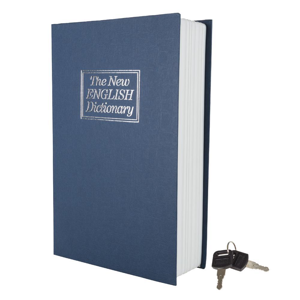 0.06 cu. ft. Book Diversion Safe with Key