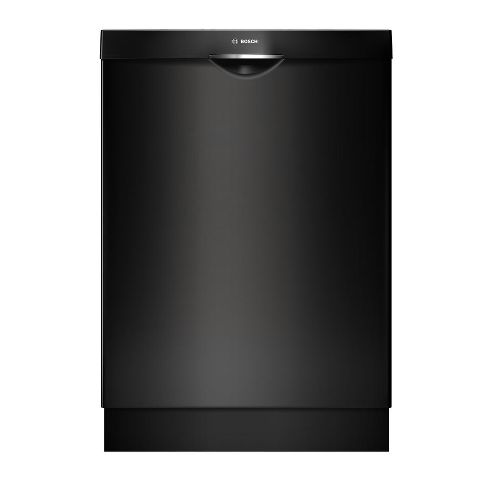 Bosch 300 Series Top Control Tall Tub Dishwasher in Black with Stainless  Steel Tub and 3rd Rack, 44dBA