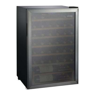 35-Bottle Amana Wine Cooler with Electrical Temperature