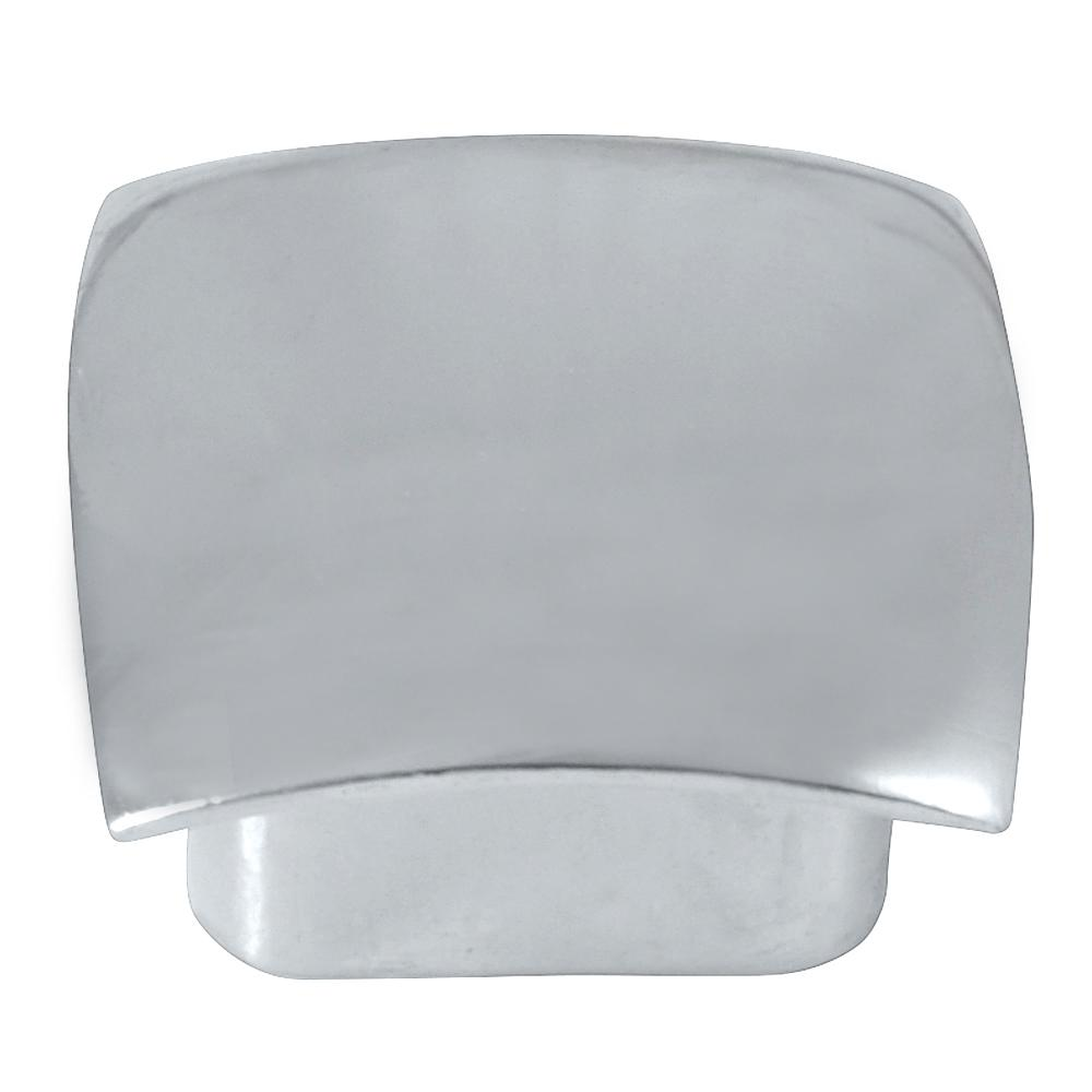 MNG Hardware Savanah 1-1/2 in. Polished Chrome Cabinet Knob America's finest quality cabinet hardware. Installs easily with included hardware. Perfect accent to any cabinet or furniture in your modern home. Available in other finishes.