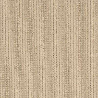 Carpet Sample - Breckenridge - Color Almond Loop 8 in. x 8 in.
