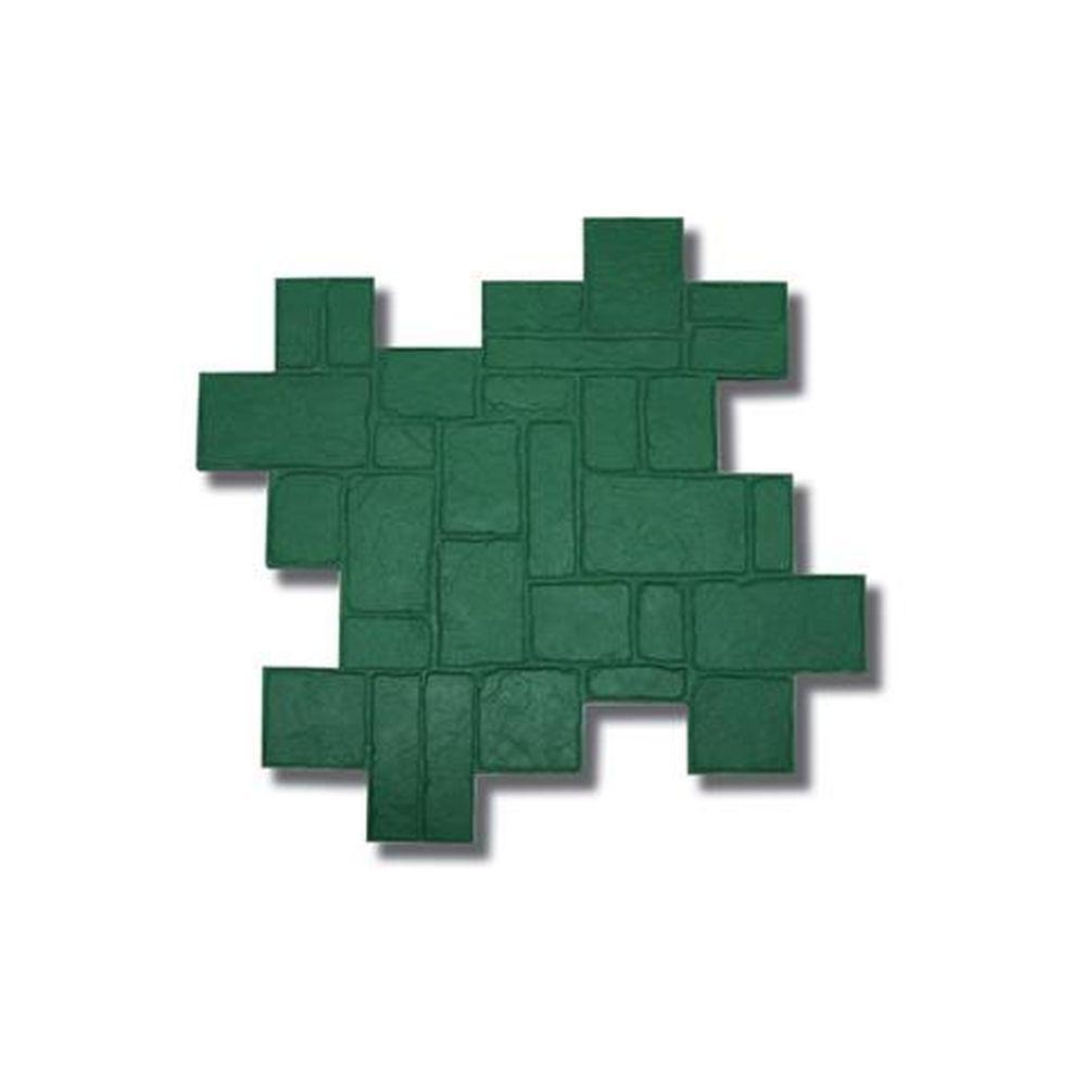 Verona Cobblestone Flex Mat Concrete Stamp