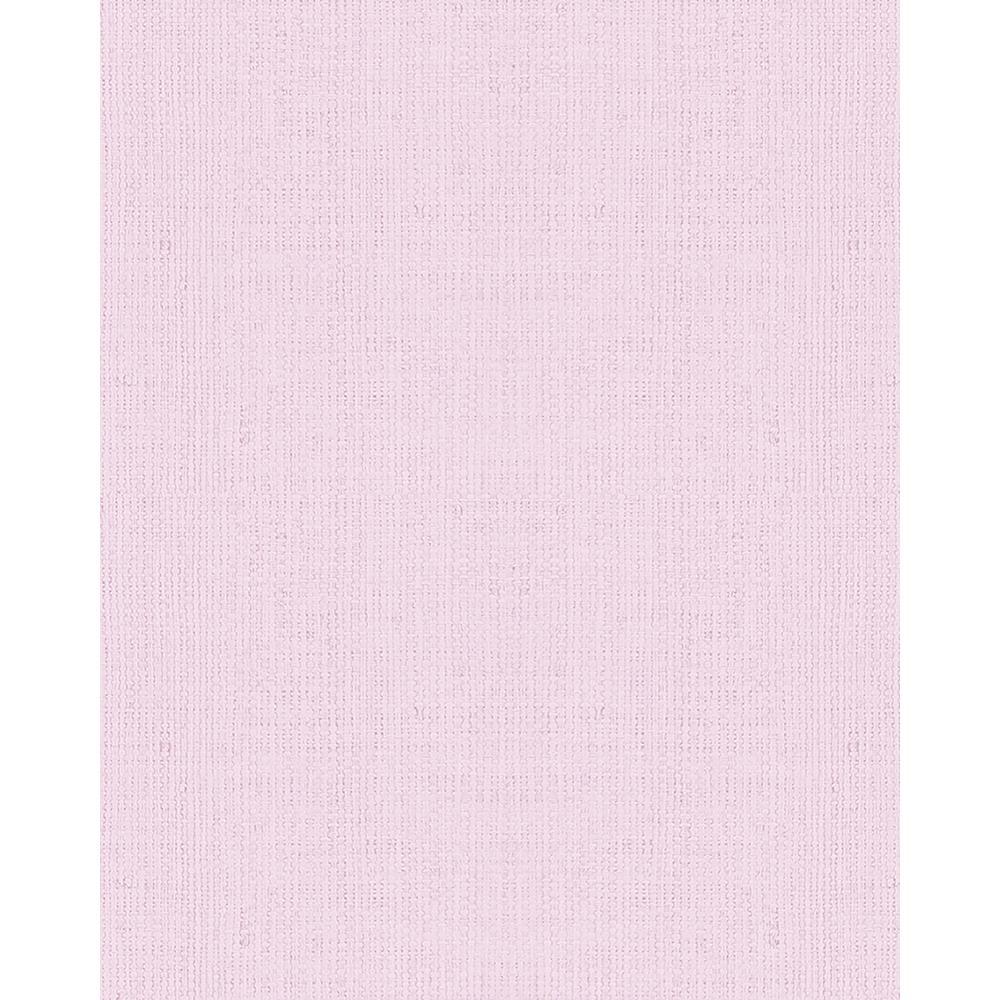 8 in. x 10 in. Vanora Pink Linen Wallpaper Sample