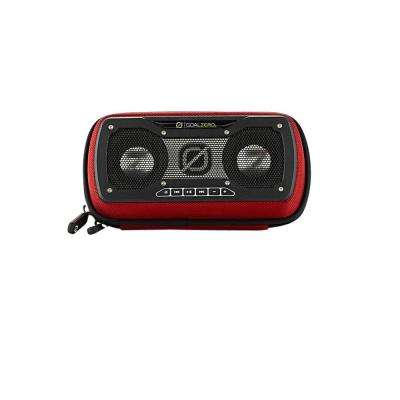 Rock Out 2 Portable Speaker, Red