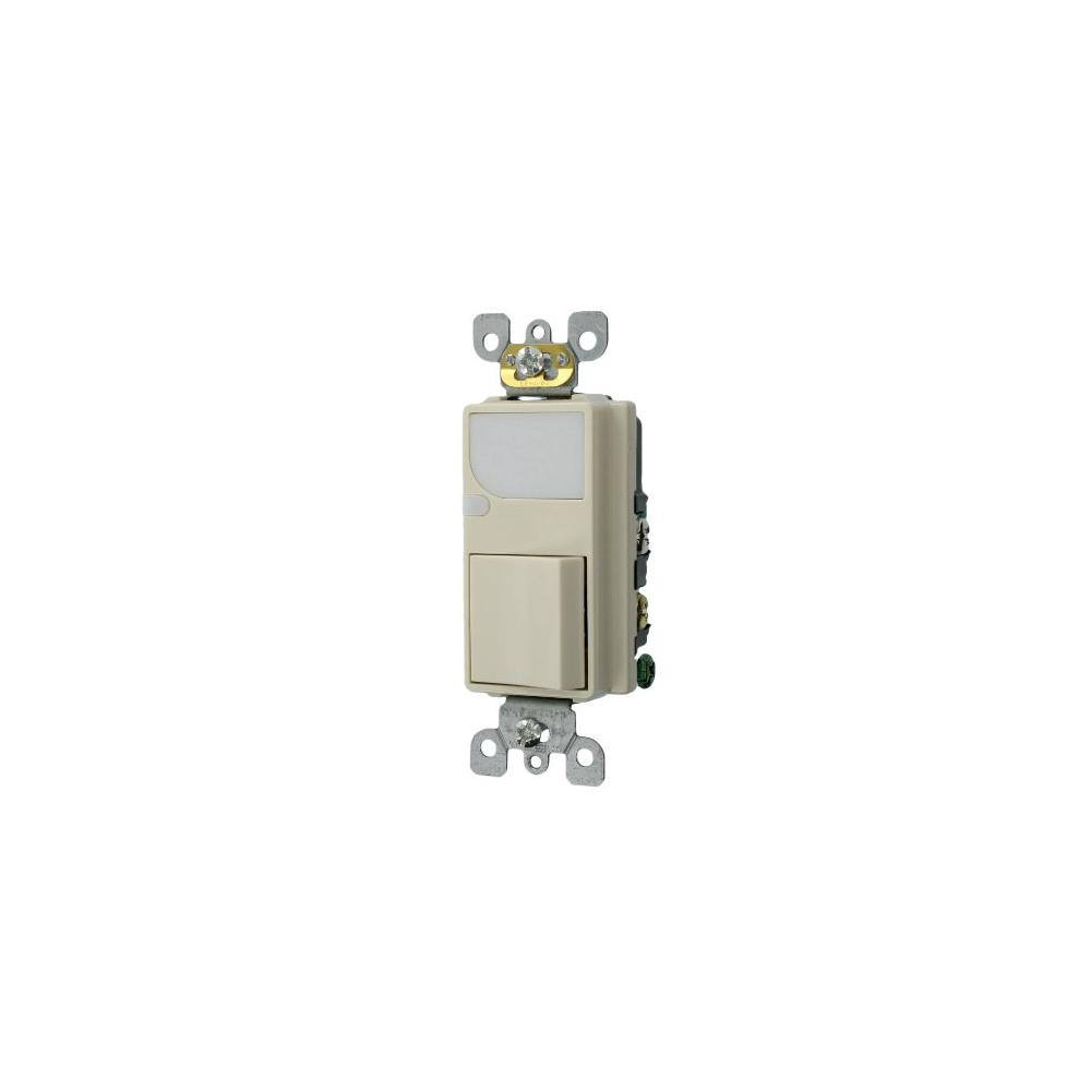 Leviton 6527-w decora led full guide light white.