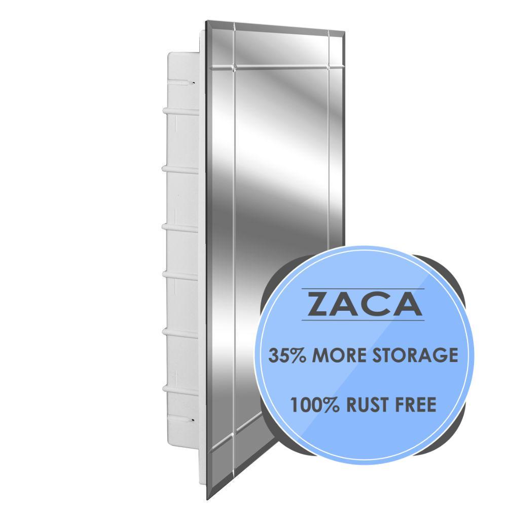 Zaca Spacecab Vega 16 In X 26 In X 3 1 2 In Frameless