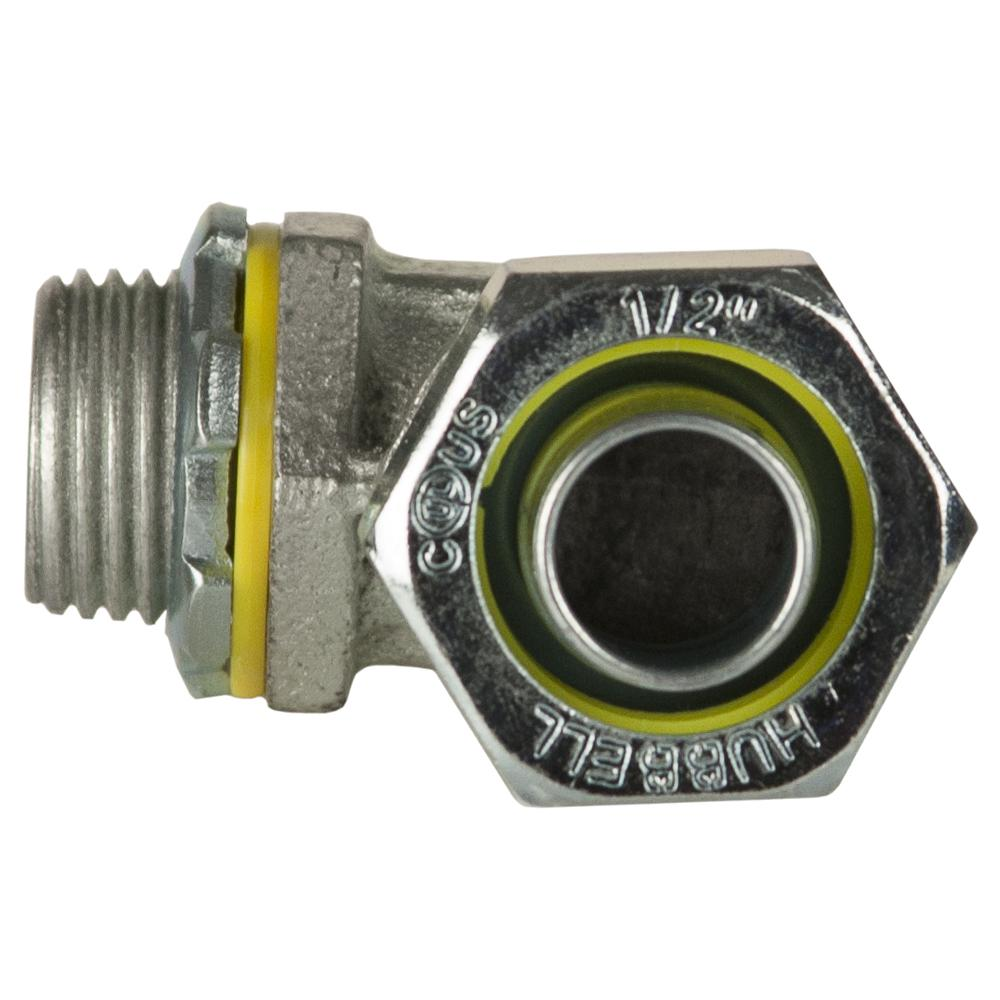 RACO Liquidtight 1/2 in. Uninsulated 90° Connector