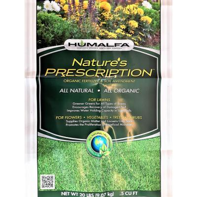 Organic Compost Fertilizer - Concentrated Strength (20 lbs. Makes 60 lbs.) Organic Approved Non-GMO
