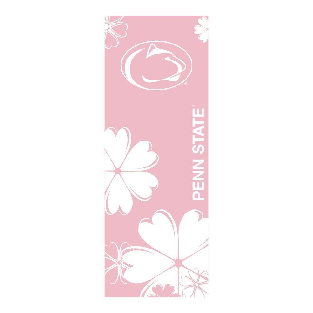 FANMATS Penn State University 24 in. x 67.5 in. Yoga Mat-DISCONTINUED