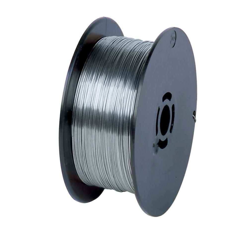 Lincoln Electric .030 in. Innershield NR211-MP Flux-Core Welding Wire for Mild Steel (1 lb. Spool)