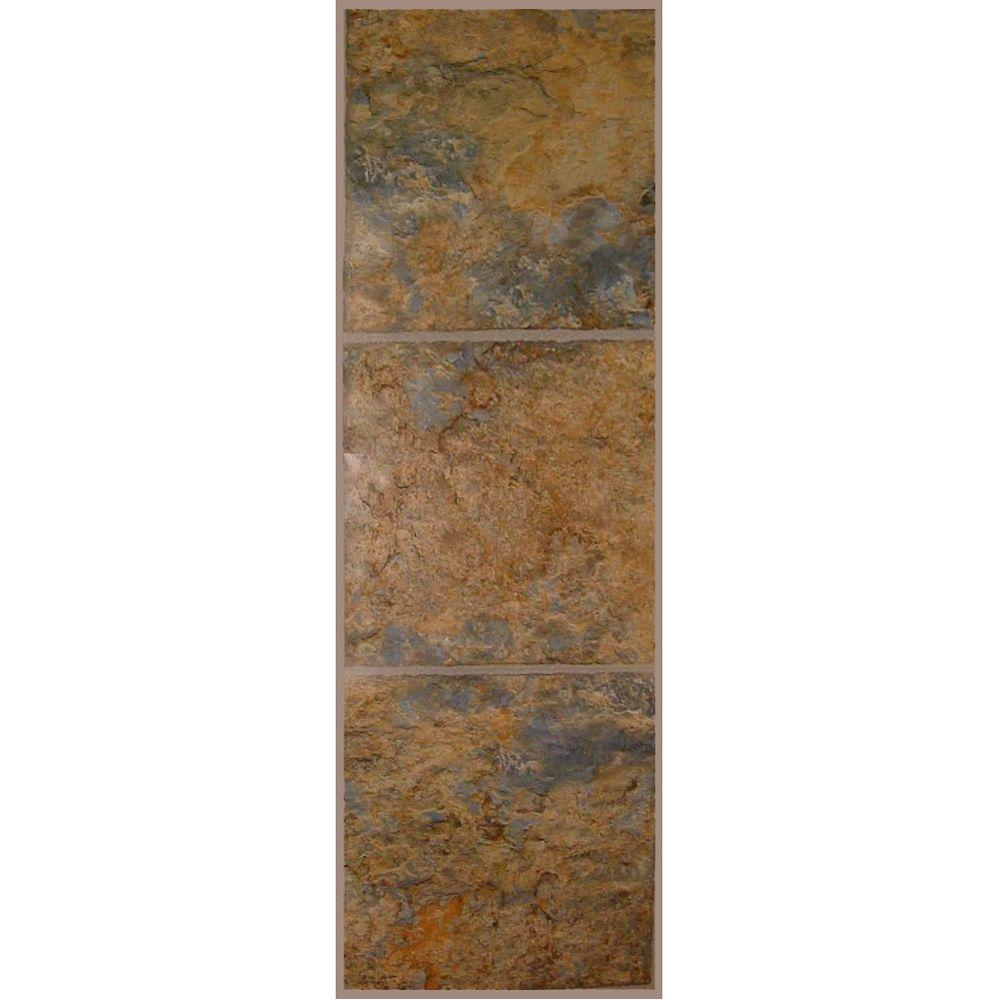 Trafficmaster Allure 12 In X 36 In Ashlar Luxury Vinyl