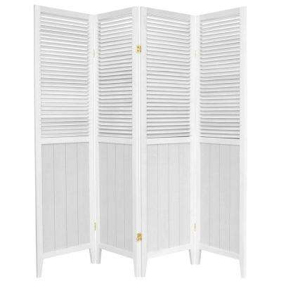 Room Dividers Home Accents The Home Depot - 4 panel room divider