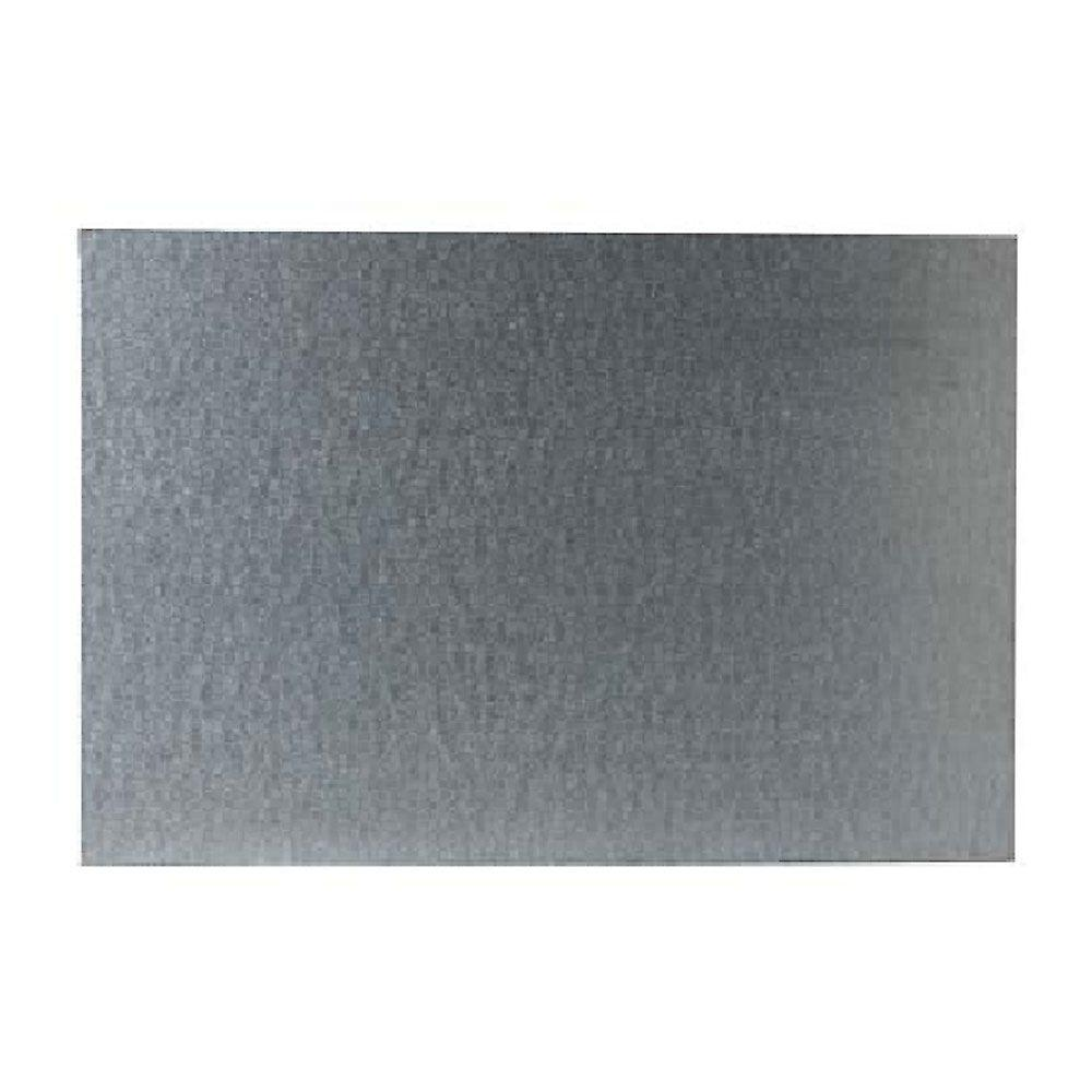 5 in. x 8 in. Galvanized Steel Shingle Flashing