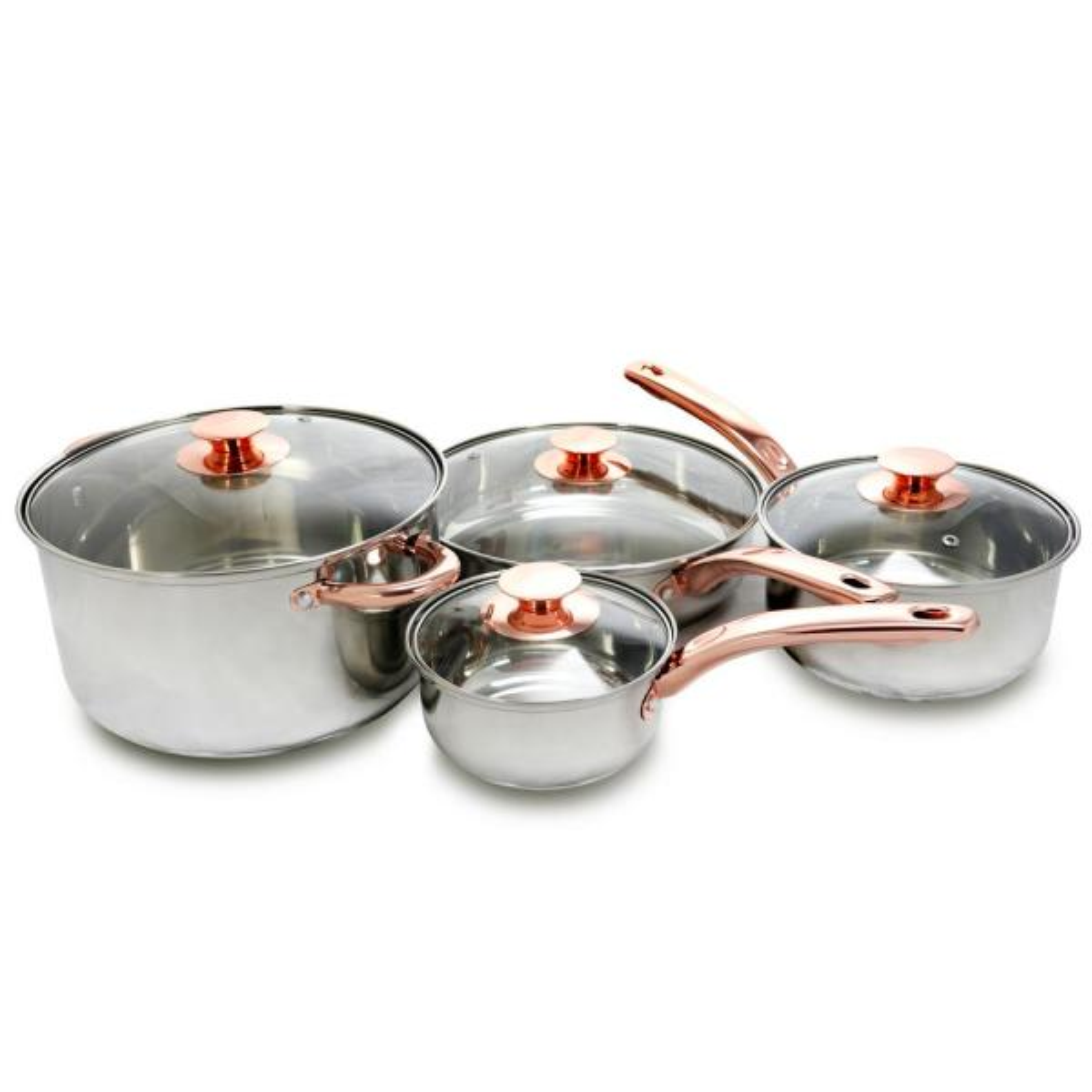 Ansonville 8-Piece Cookware Set