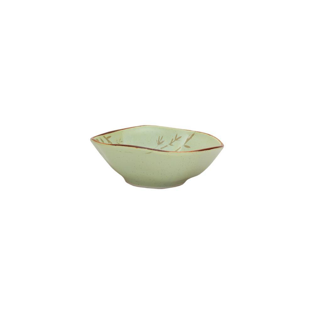 Manhattan Comfort RYO 20.29 oz. Green Porcelain Soup Bowls (Set of 12) was $169.99 now $102.45 (40.0% off)