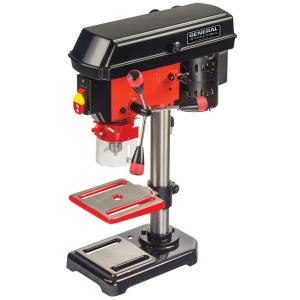 General International 2 Amp 8 inch 5 Speed Drill Press with Laser System by General International