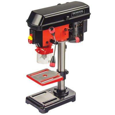 2 Amp 8 in. 5 Speed Drill Press with Laser System