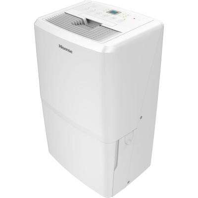 50-Pint Dehumidifier with Bucket